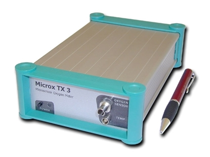 Picture of Microx TX3 oxygen meter