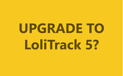 Why upgrade to LoliTrack 5?